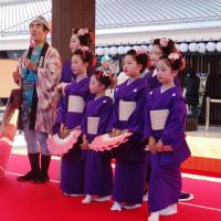 桜の馬場城彩苑 6周年誕生記念祭!