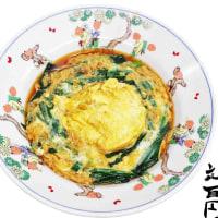 中華料理 丸鶴@川越市 初めての汁沢タイプの韮玉に舌鼓!〆の叉焼麺もお初です(^。^)y-.。o