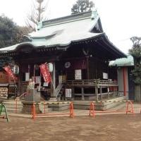 ぎんたろうに会える場所@稲荷神社