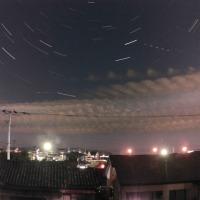 RaspberryPiで、工夫して星を撮ってみた