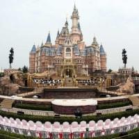 日記(10.24)上海ディズニーの事
