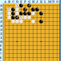 囲碁死活997官子譜