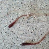 壊したメガネ