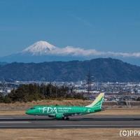 少し早目?の富士山の日 ホントは223だけど 今日は2月19日(日曜日)