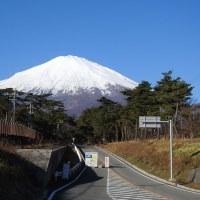 富士山周辺(ふじあざみライン・朝の川霧・富士みち(御師の家)