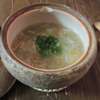 ひえスープ