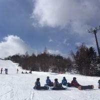 2月3月のスキー&スノボキャンプ