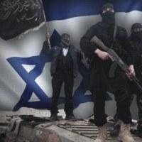 イスラエル兵がシリアのアルカイダとなかよくしている写真