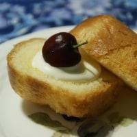 6月デザート、ナポリ菓子ババ…♪