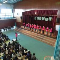 校内音楽会(保護者)