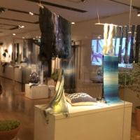 自然素材の布 企画展②