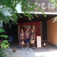 お着物さんと、仙台・青葉まつり2017