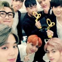 BTS 本日のツイート(2016.10.27)