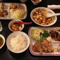 ◆中華定食  香蘭