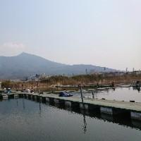 筑波湖に行ってきた。夢。