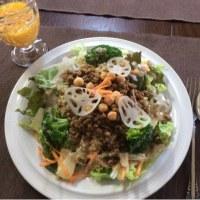 raw food  風 ランチ