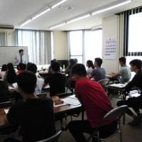 第65回「外国人技能実習生法的保護情報講習」開催。今回も19名で講義しやすかったです。