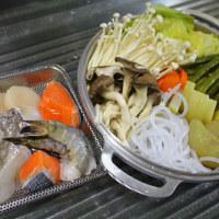 コーンクリームの海鮮鍋
