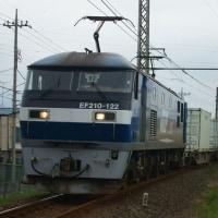 2017年5月25日    新金貨物線 EF210-122 代走 1094レ