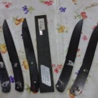 ナイフ造り再開