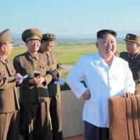 北朝鮮が弾道ミサイル発射 スカッドか、日本海に着弾