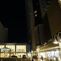 「品プリのニューイヤー2017」 カウントダウンが近づく巨大ホテル