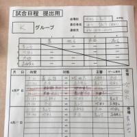 三島春季大会スケジュール