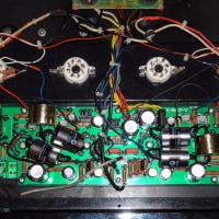 素晴らしく美音のアンプに仕上がった!~6AS7 PPアンプのスタッガ定数見直し~