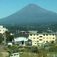 富士山見ながら東海道
