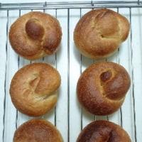 黒糖パン◆パン作り