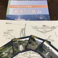 ダム巡り。3つの取水ダム持つ道平川へ