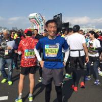 東京マラソン 完走しました!