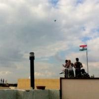 独立記念日の凧