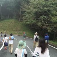 夜須高原を歩く