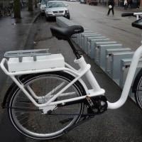 デンマーク: シティーバイクに人気が