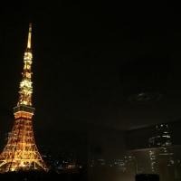 フレンチトースト パワースポット増上寺を眺めながら運気上昇絶品ハッピーグルメ パークタワー東京プリンスホテル フォトジェニック東京タワー 増上寺に癒されました。