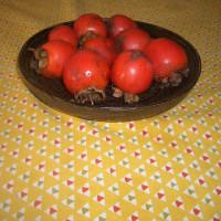 紅柿(通称)を育てました。