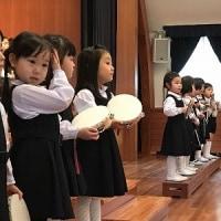 年少組☆ミニ発表会・ひなまつり制作