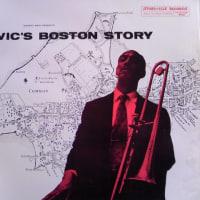 今週の一枚「ヴィックス・ボストン・ストーリー」 ヴィック・ディッケンソン(tb)