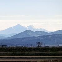 今日の越駒&中ノ岳。