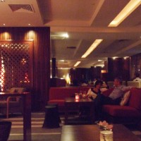 Axis Bar and Lounge@Mandarin Oriental