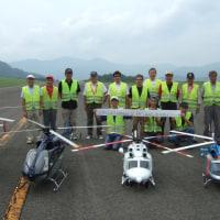 7月16日ジェットヘリ/スケールヘリ・フェスタ in SRC