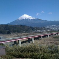 只今ぶらり(富士川SA)…