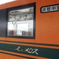 津軽鉄道でストーブ列車に乗ってきました!