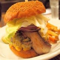 【横浜市●みなとみらい】 『バビーズ ランドマークプラザ 』のベーコンチーズバーガー