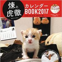 煉と虎徹カレンダーBOOK2017