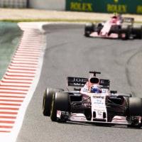 フォース・インディアF1、ランキング4位の座を固めつつも、マクラーレン・ホンダらライバルたちを警戒