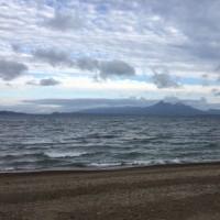 2016秋の猪苗代湖遠征の2日目