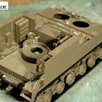 155mm自走砲M40ビッグショット 4