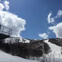 岩手県夏油スキー場